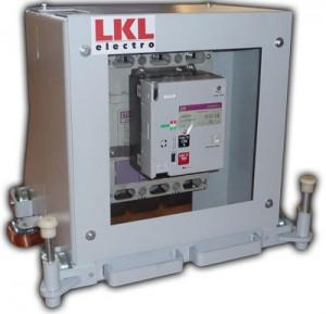 Автоматический выключатель АВ2М-Л с моторным приводом